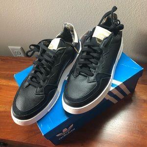 ADIDAS Supercourt shoes NWT